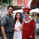 Trovadores del Plano Medieval con Ana.