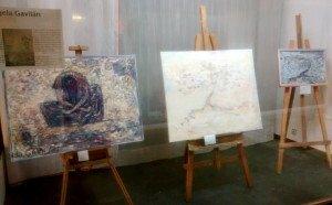 nuevos cuadros Galería Rodrigo Juarranz junio 2015