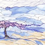 árbol dibujo 4